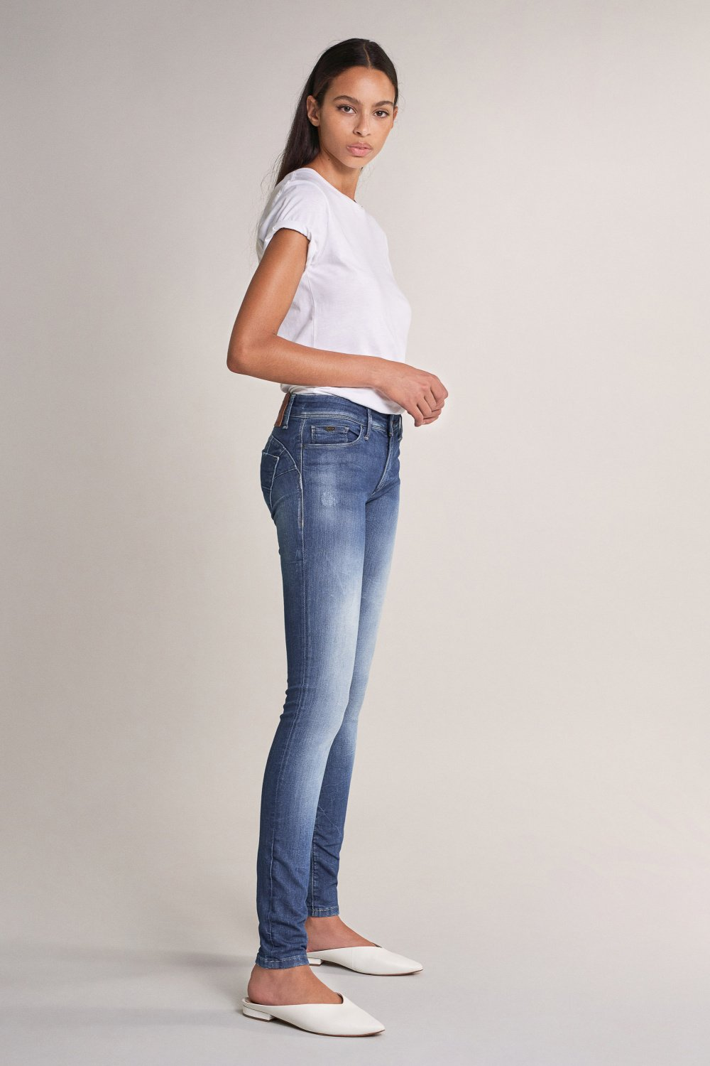 Jeans Wonder Push Up, Skinny - Salsa