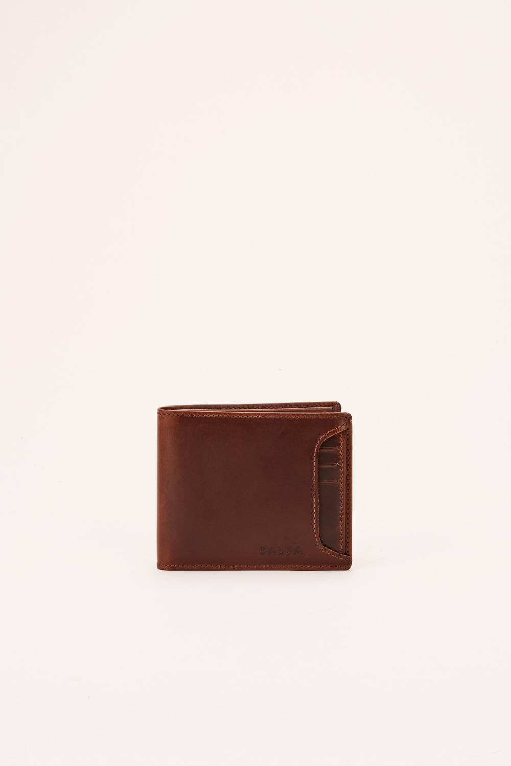 Leather wallet with card holders - Salsa