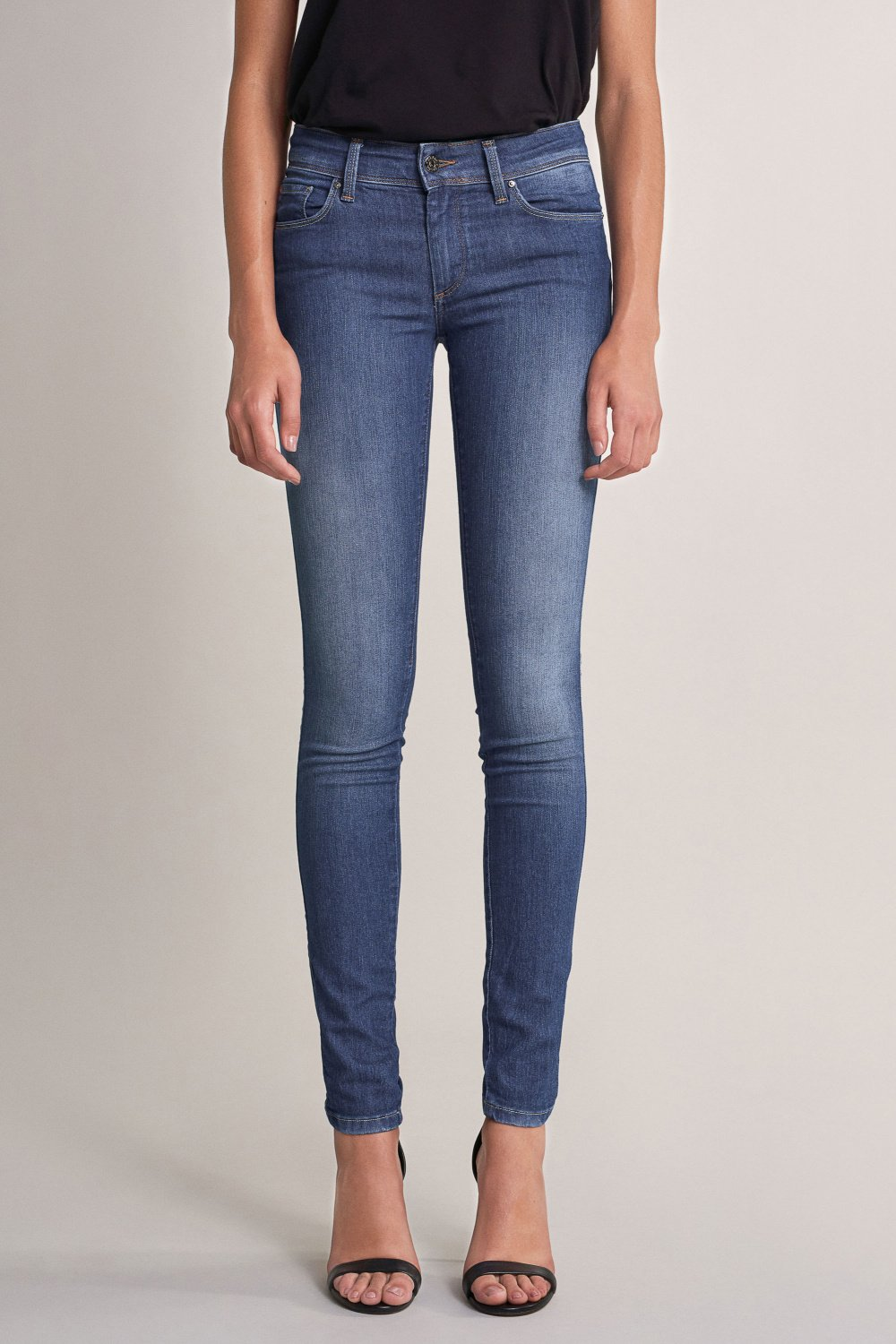 Skinny Push Up Wonder jeans - Salsa