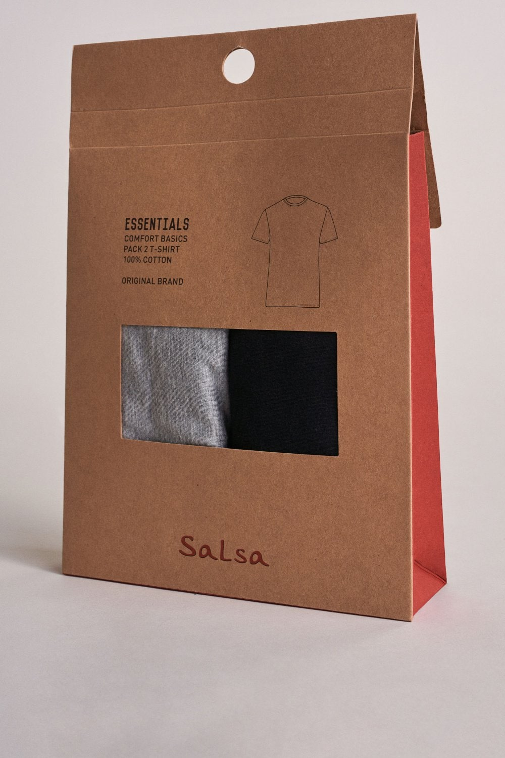 Pack de 2 T-shirts - Salsa