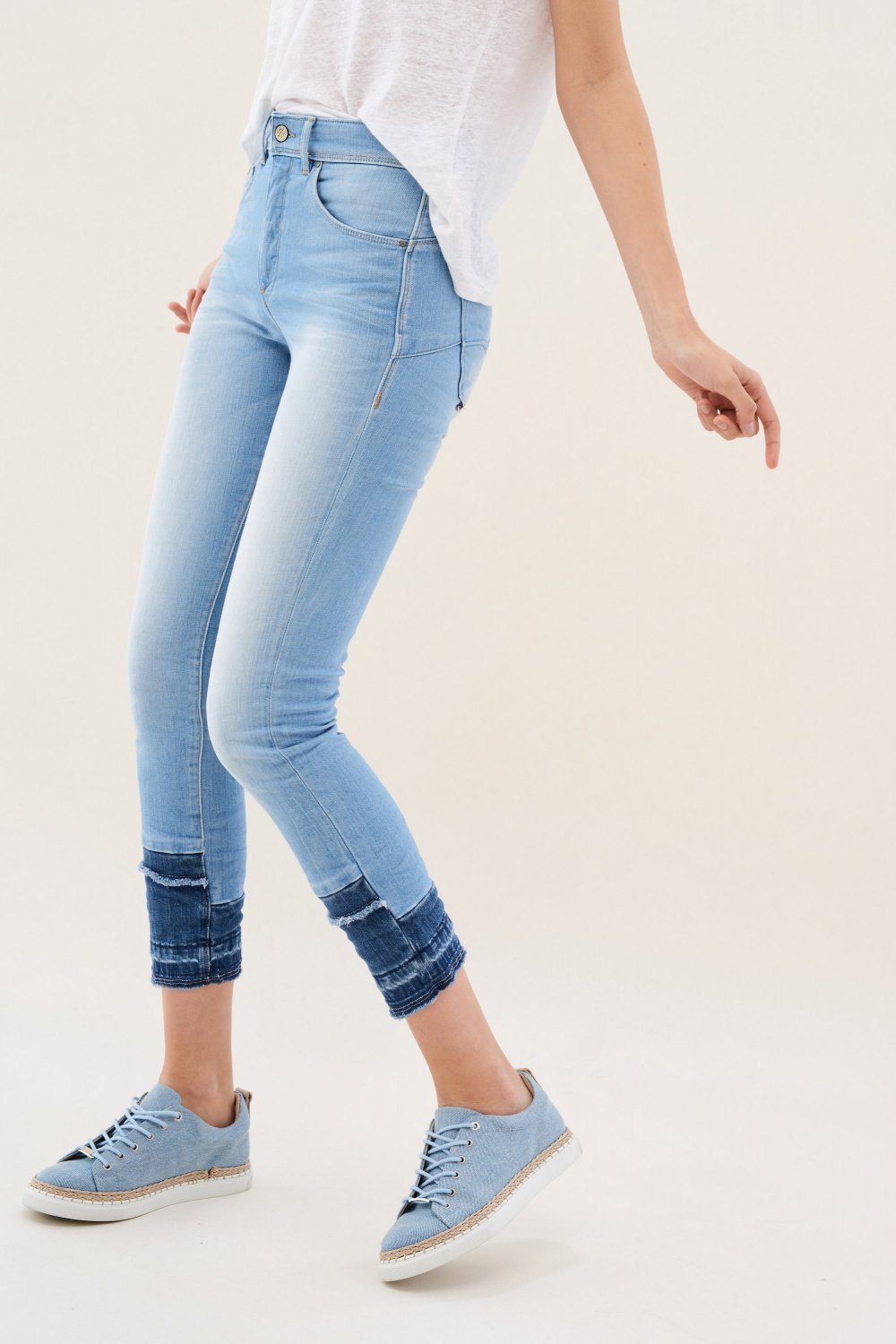 Jeans Secret Glamour premium wash - Salsa