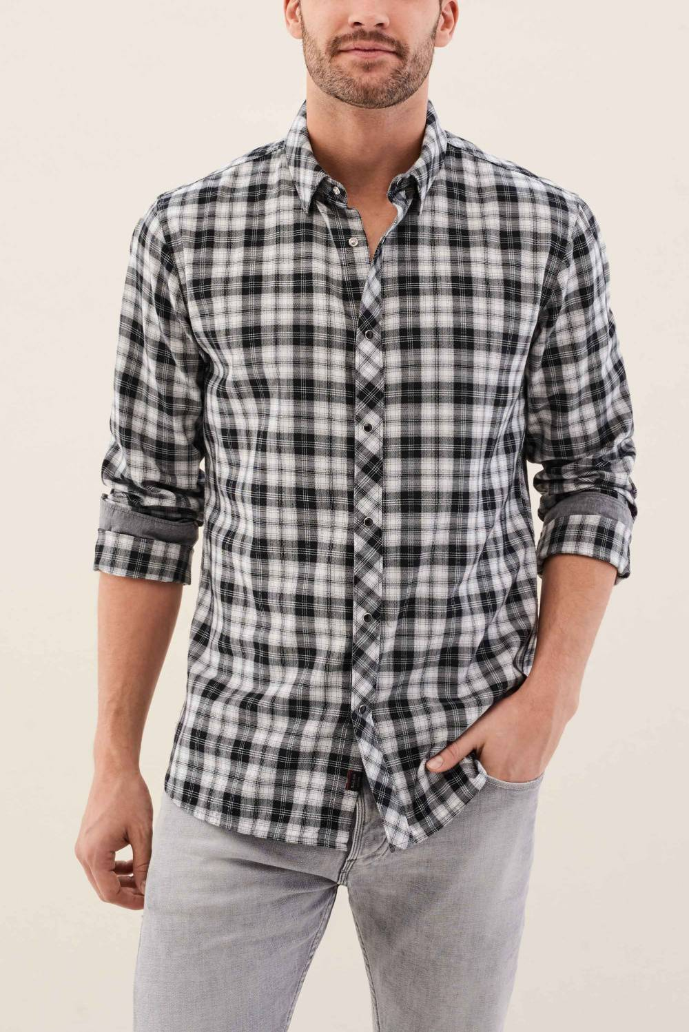 Chequered shirt - Salsa