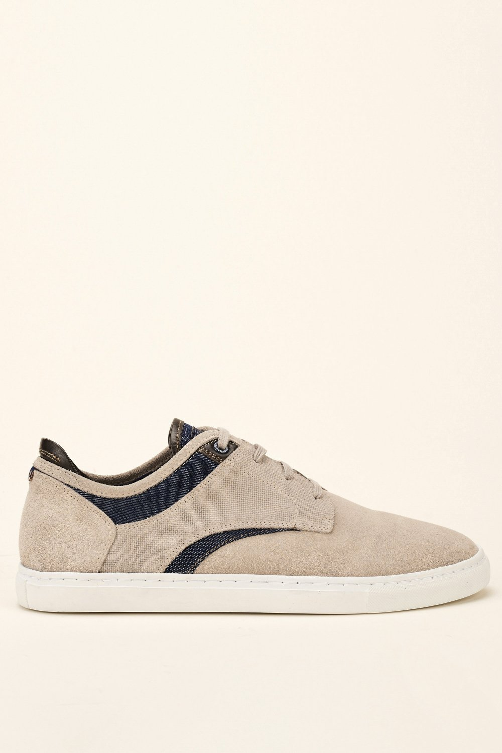 Trainers with denim detail - Salsa