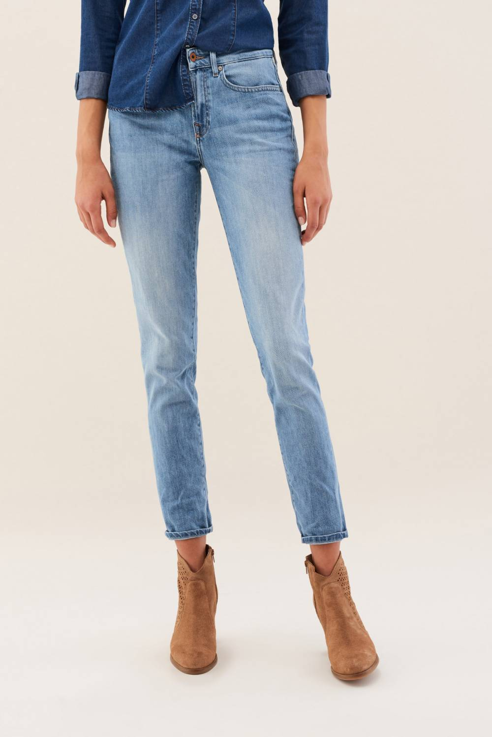 Slimming It jeans - Salsa