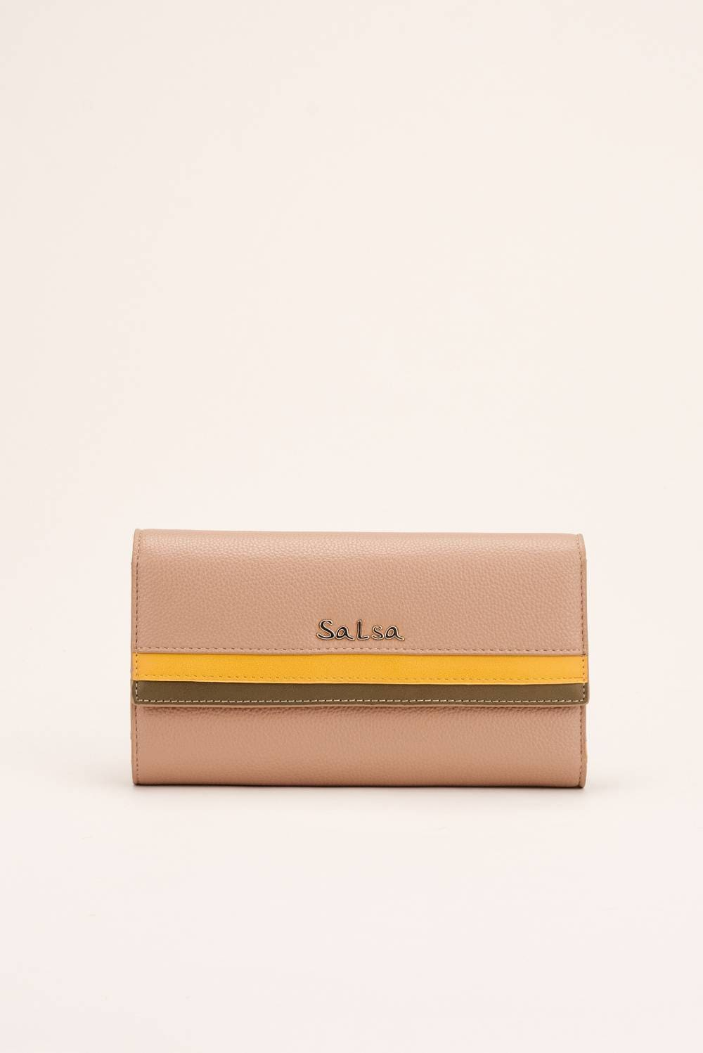 Purse with detail in colour - Salsa