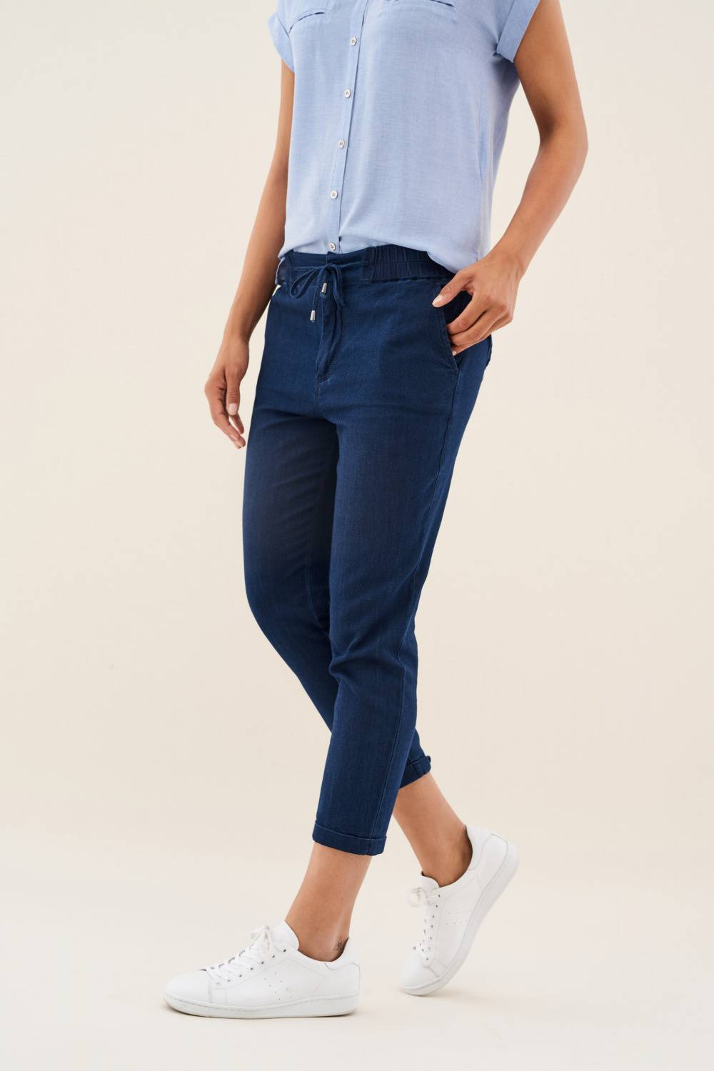 June jogger trousers - Salsa