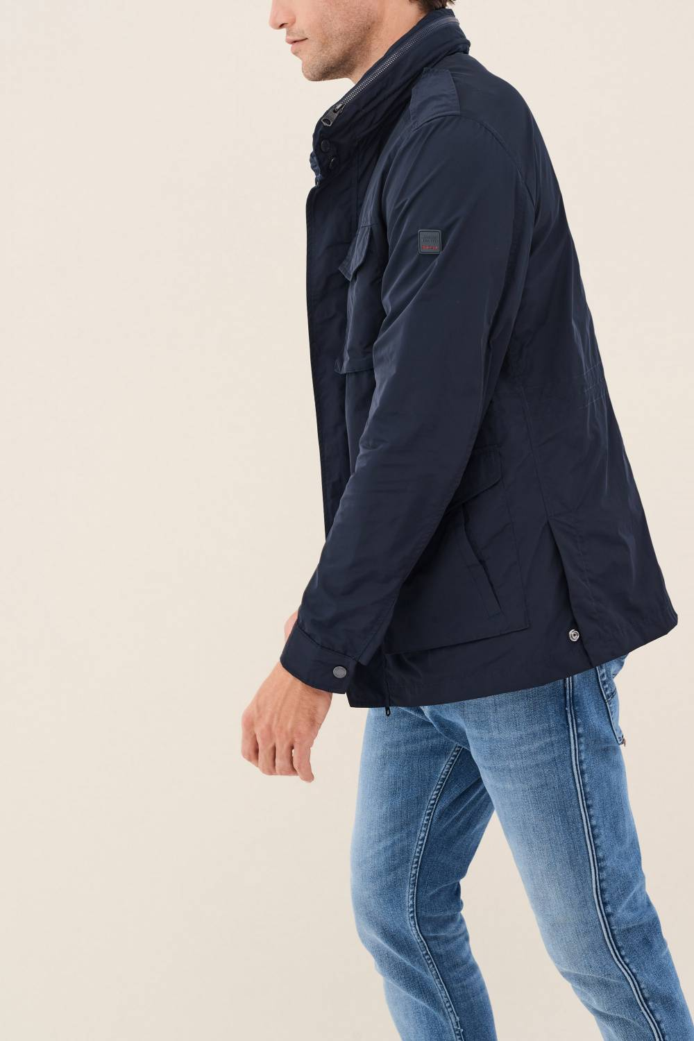 Regular fit parka - Salsa