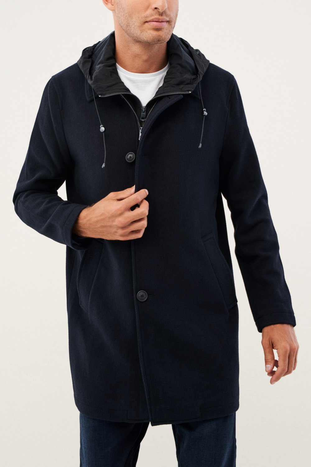 Long farming coat - Salsa
