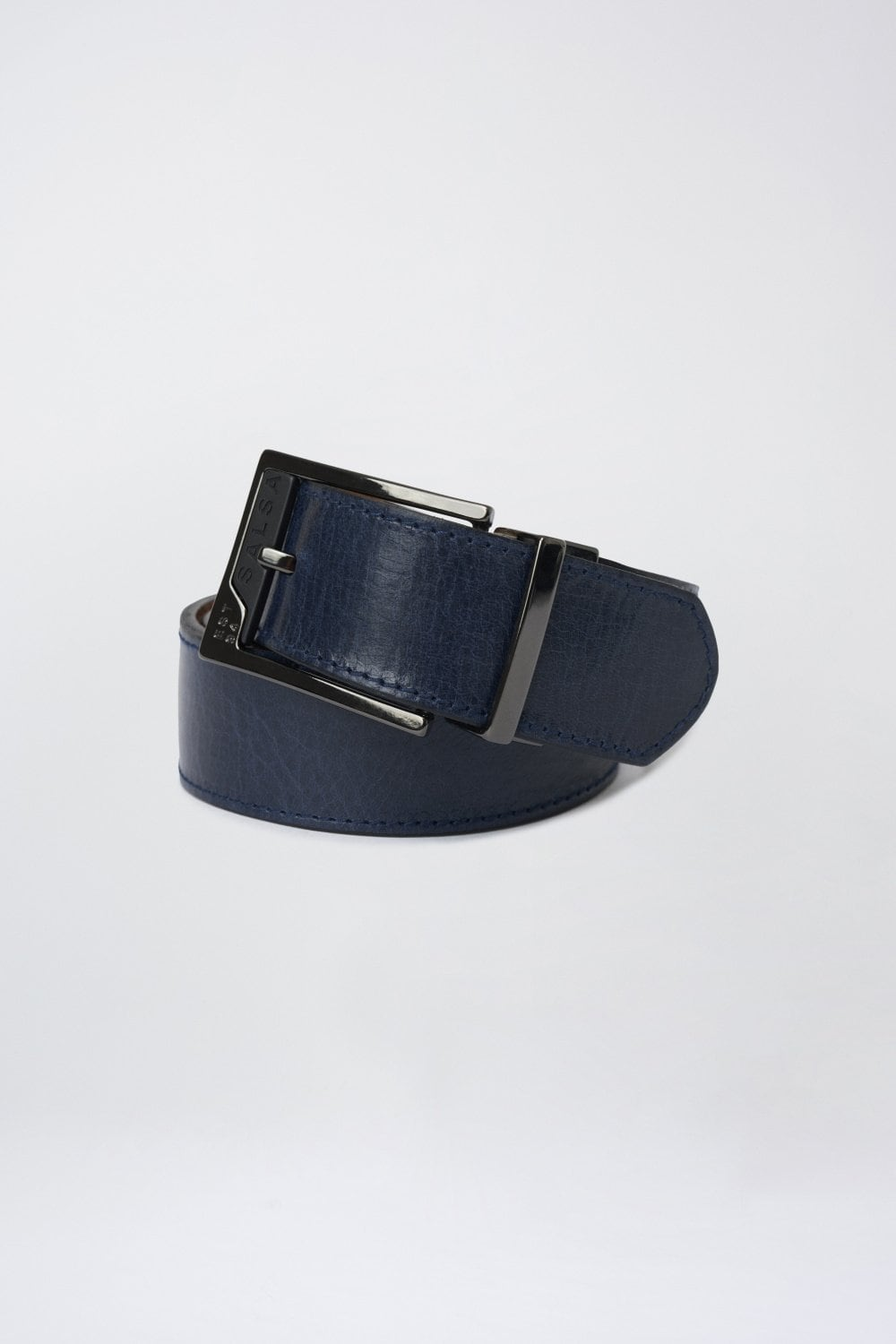 Reversible leather belt - Salsa