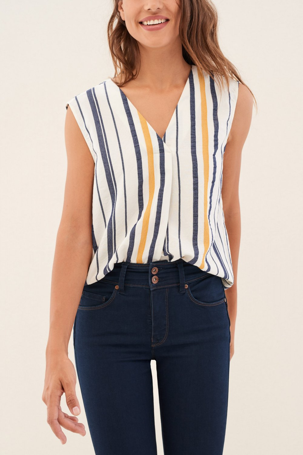 Striped blouse - Salsa