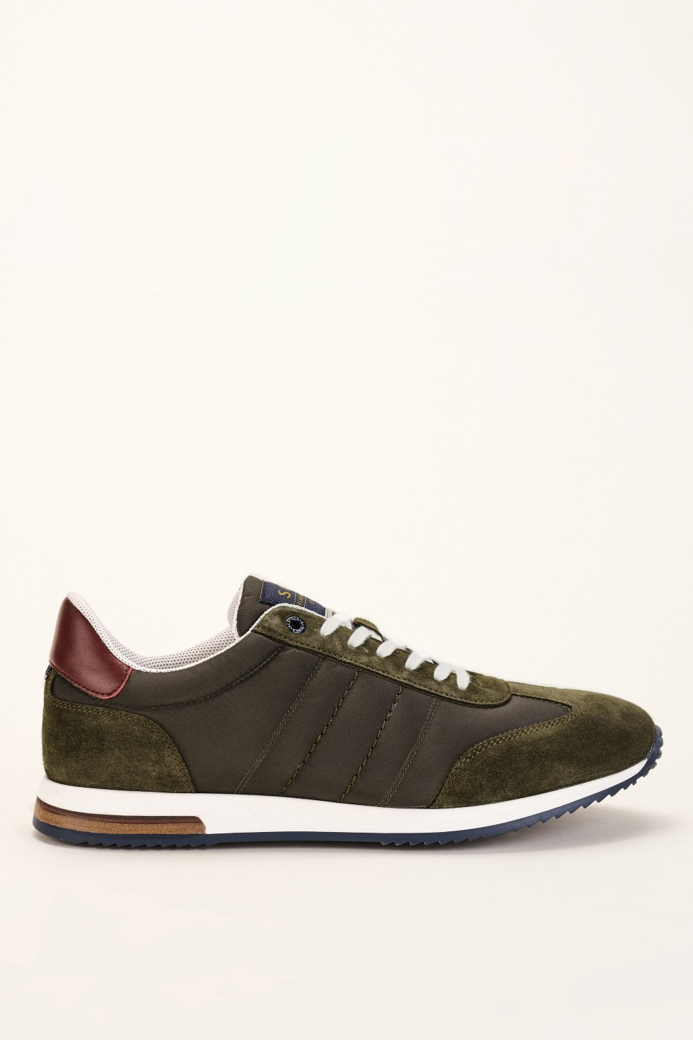 Leather sports trainers - Salsa