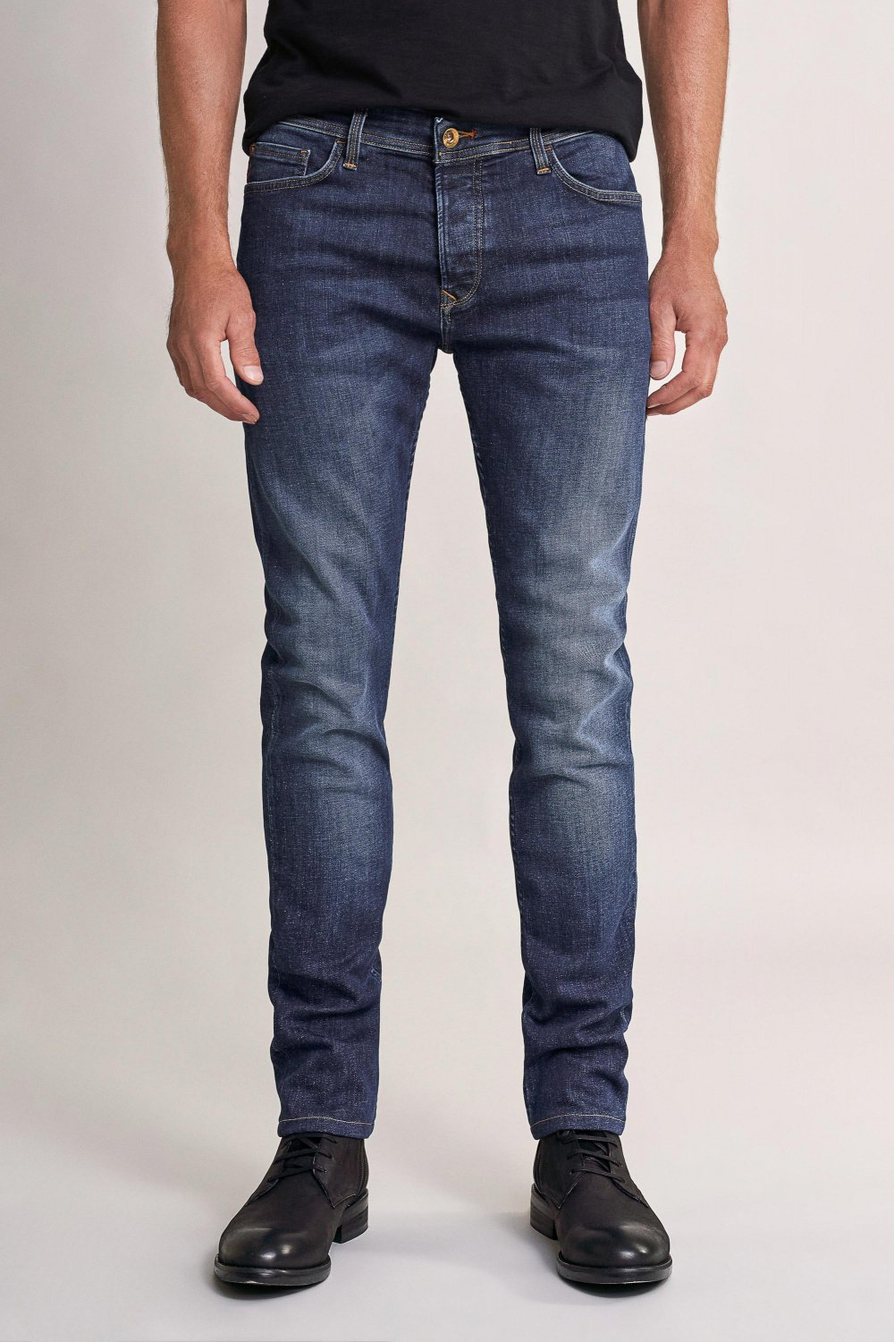 Jeans slender slim carrot rip proof - Salsa
