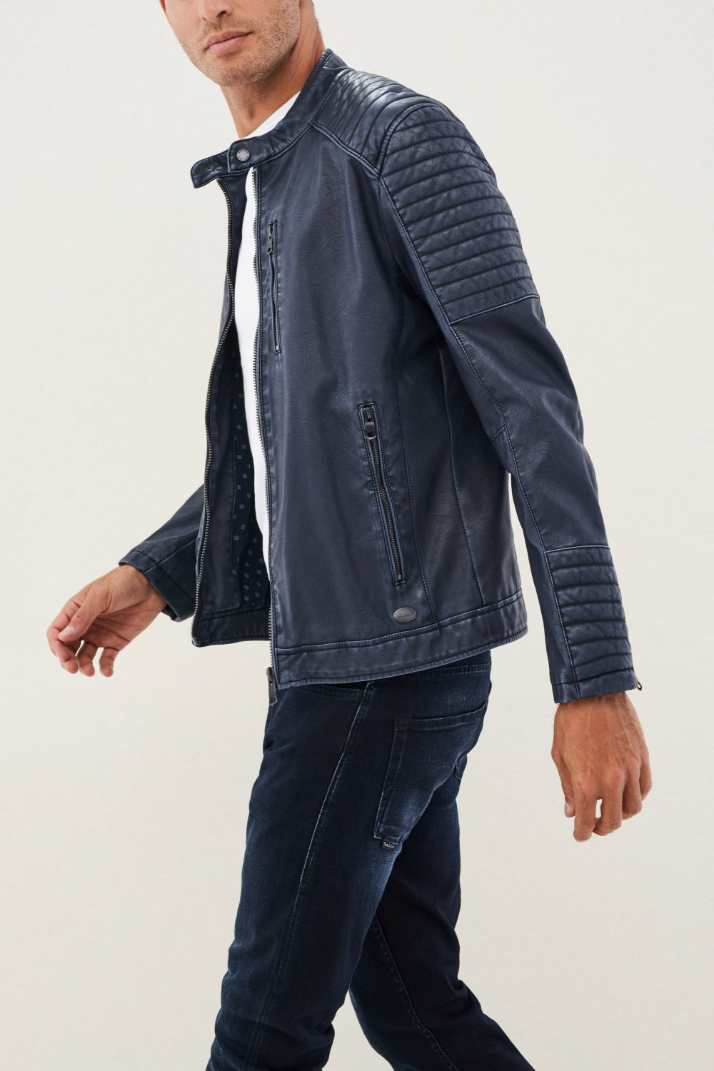 Slim fit jacket - Salsa