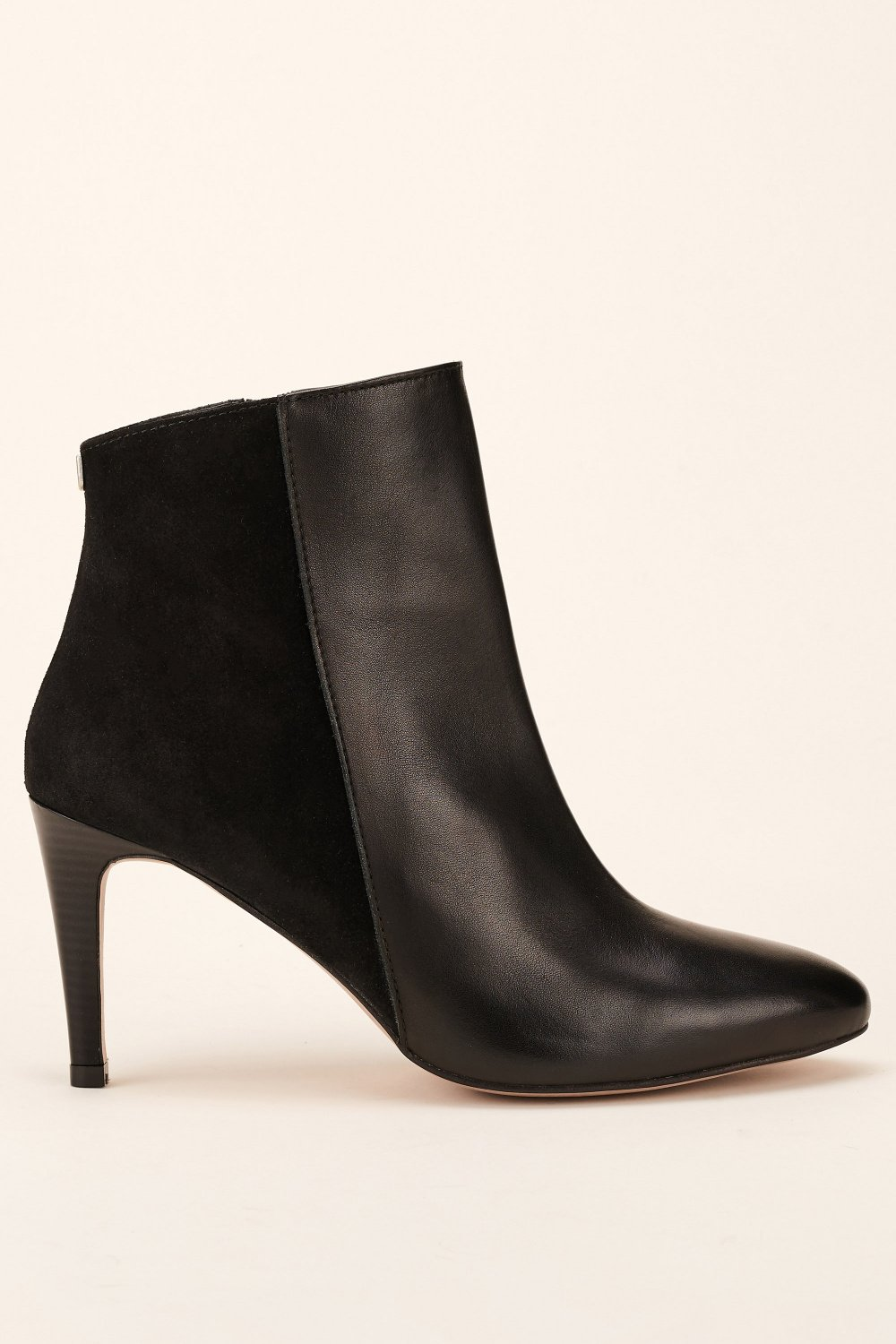 Leather ankle boot - Salsa