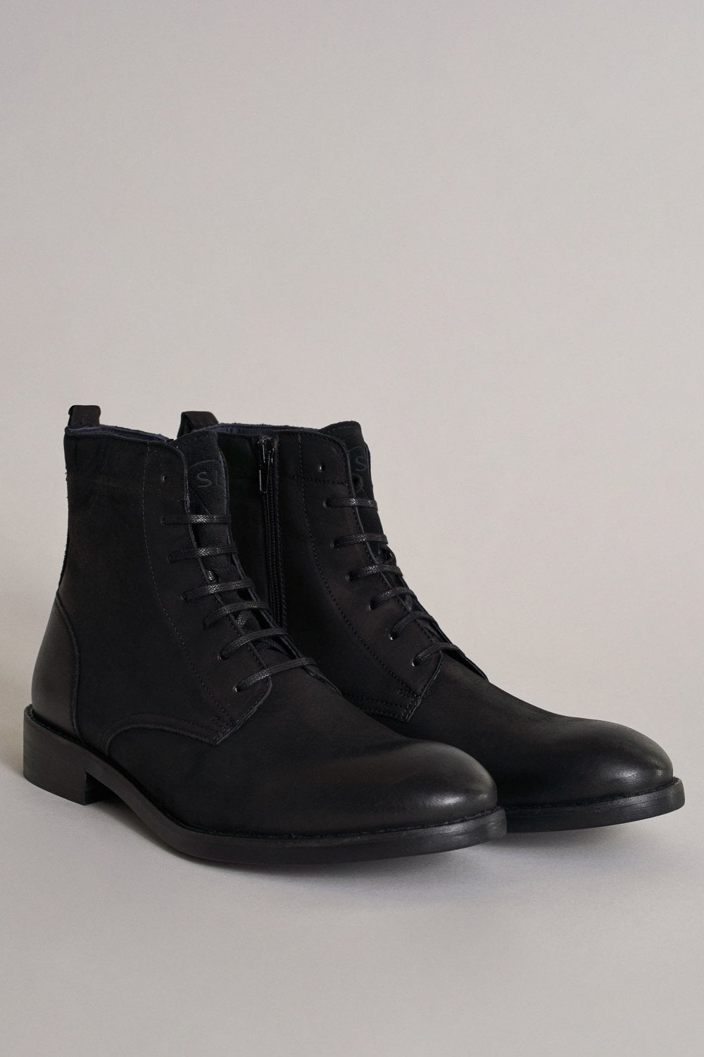 Boot in premium leather - Salsa