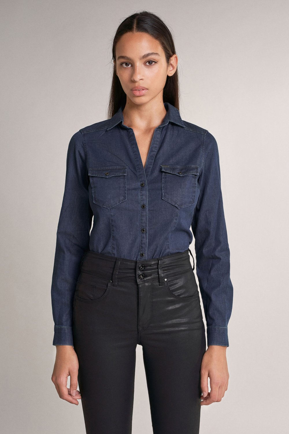 Body shirt with pockets - Salsa