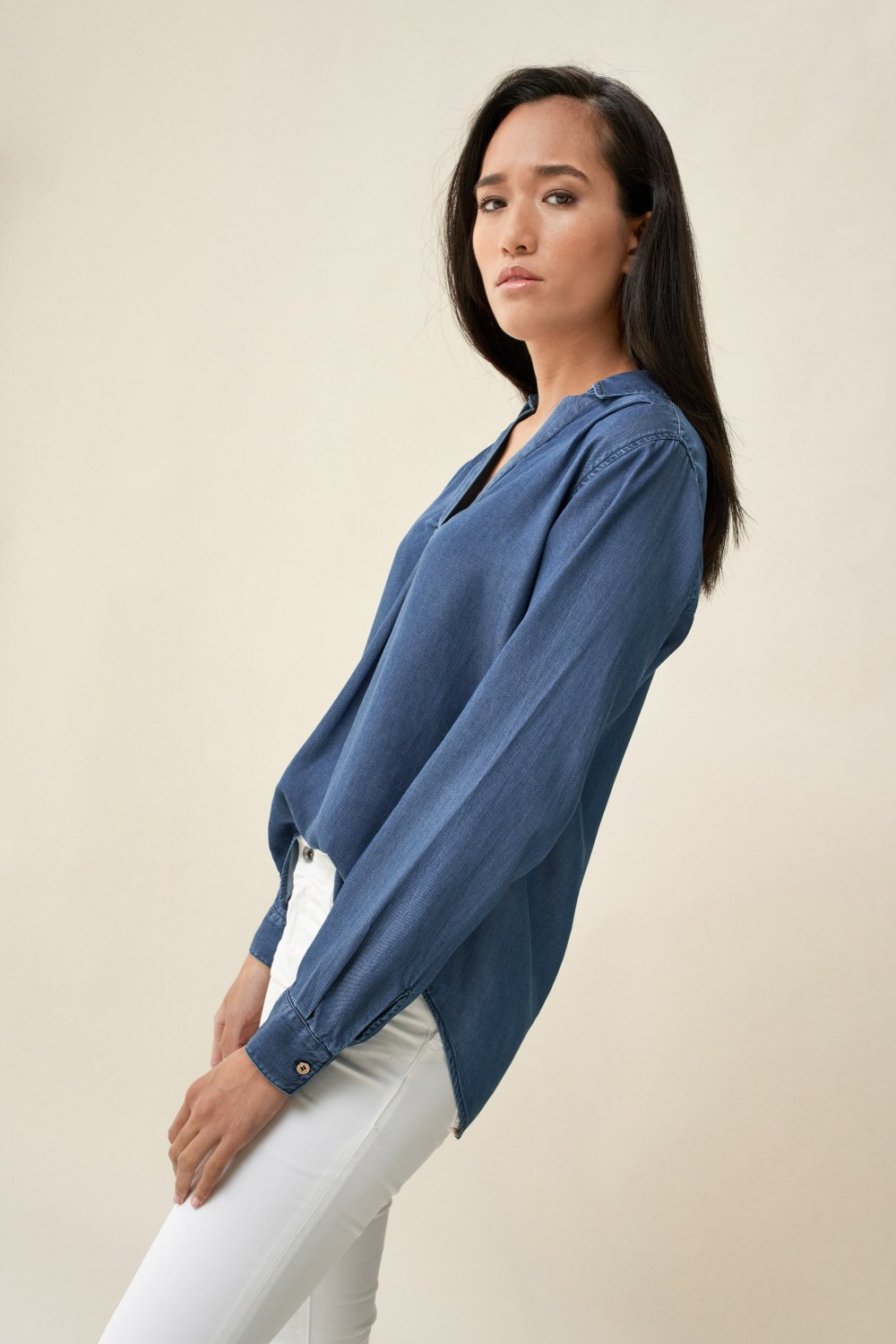 Denim tunic - Salsa