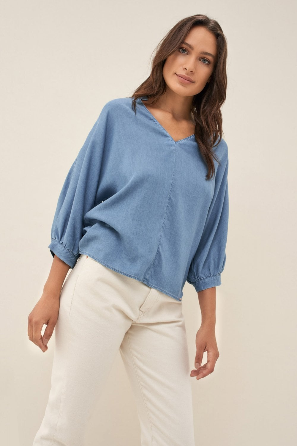 Plain tunic - Salsa