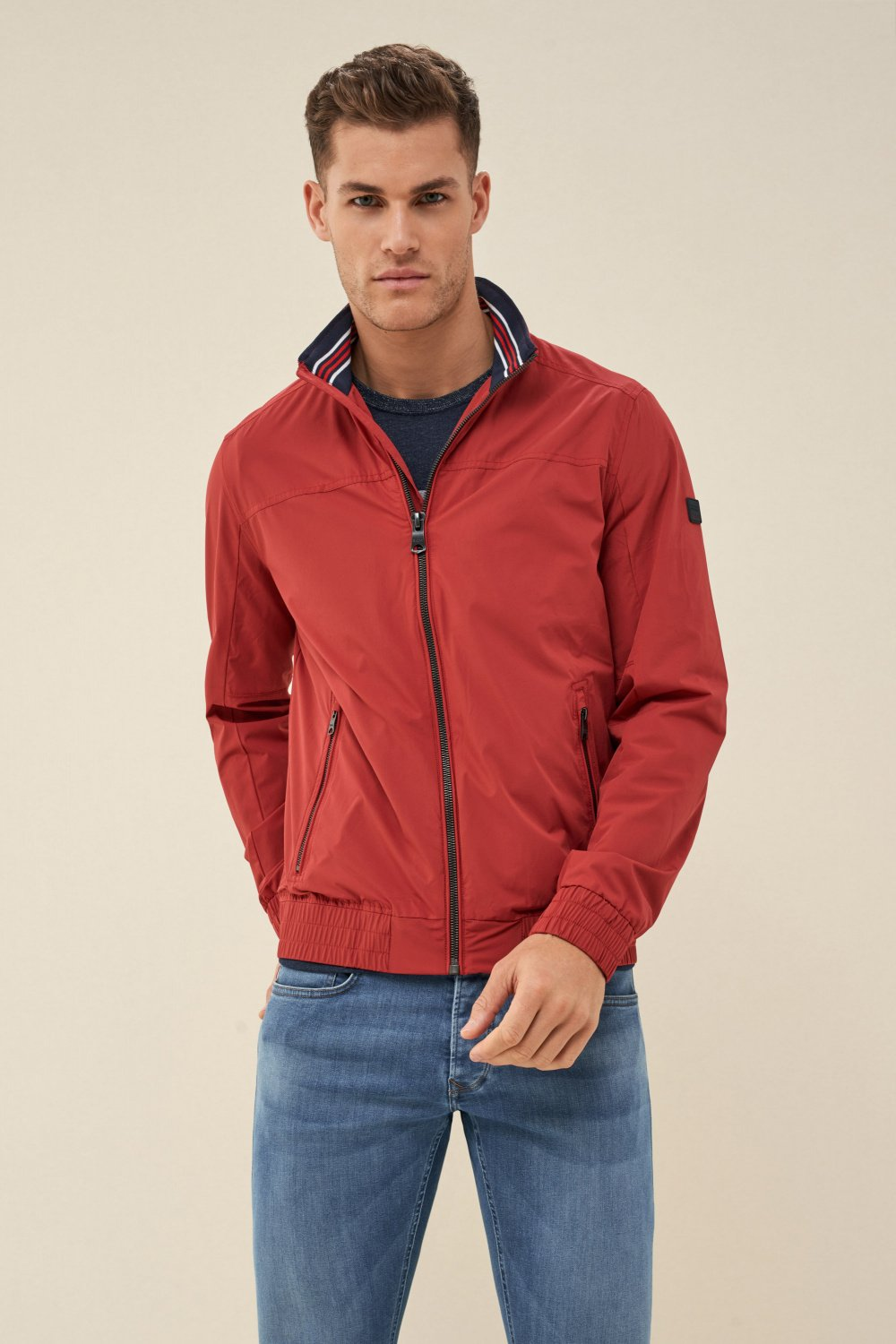 Windproof nylon jacket - Salsa