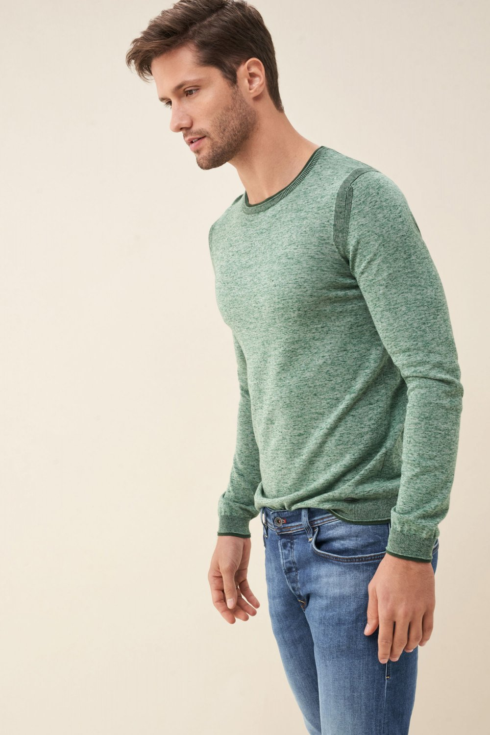 Cotton sweater - Salsa