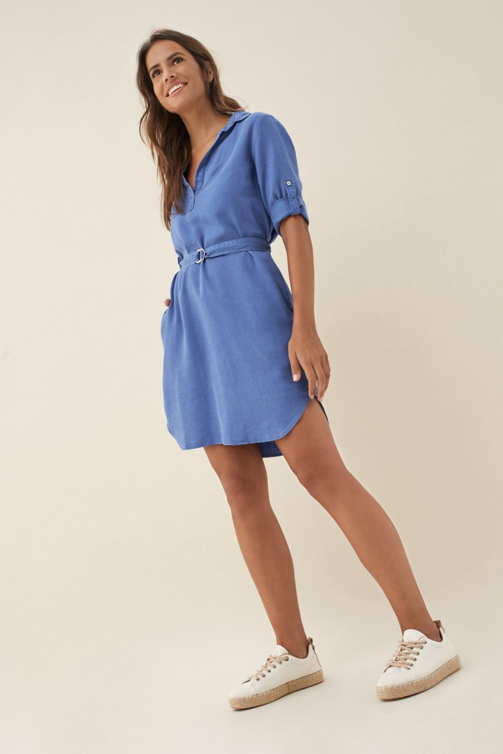 Shirt dress - Salsa