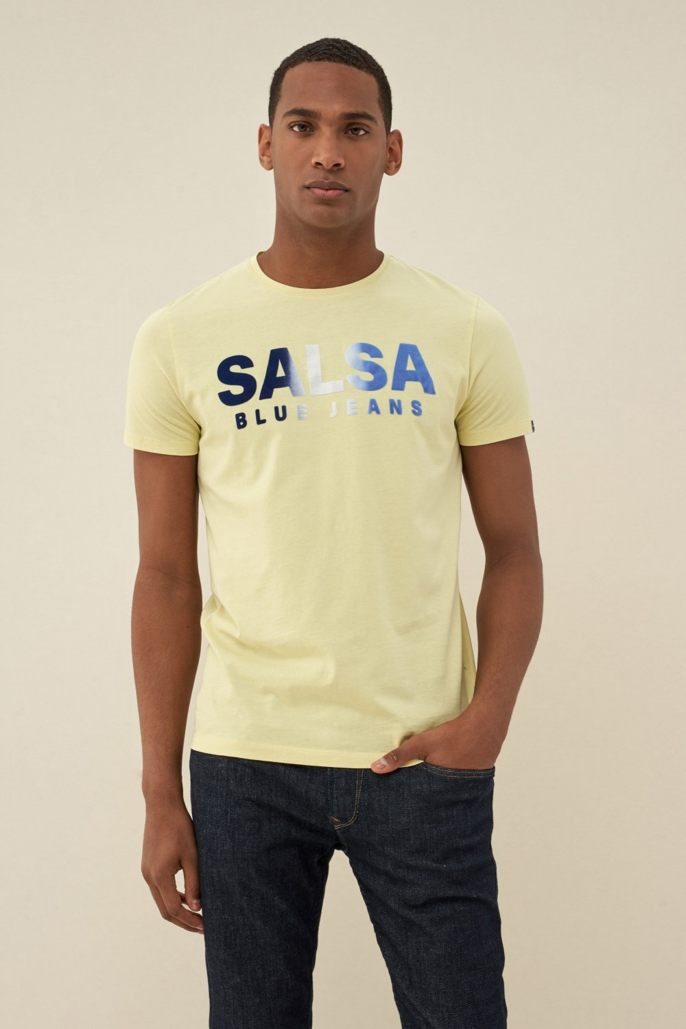 Camiseta logo degradado - Salsa