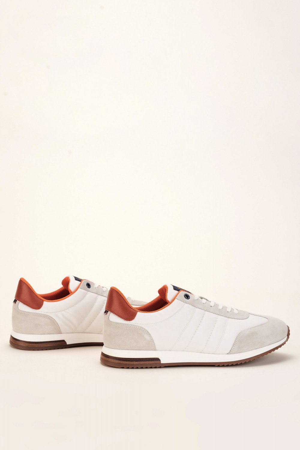 Leather trainers - Salsa