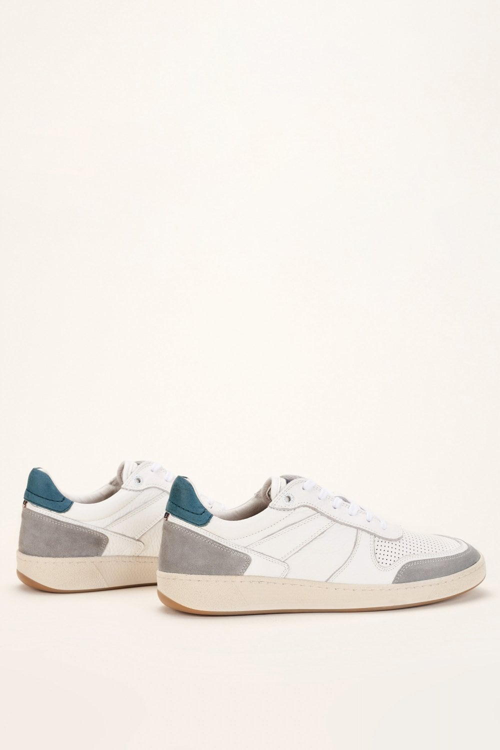 Unisex leather trainer - Salsa