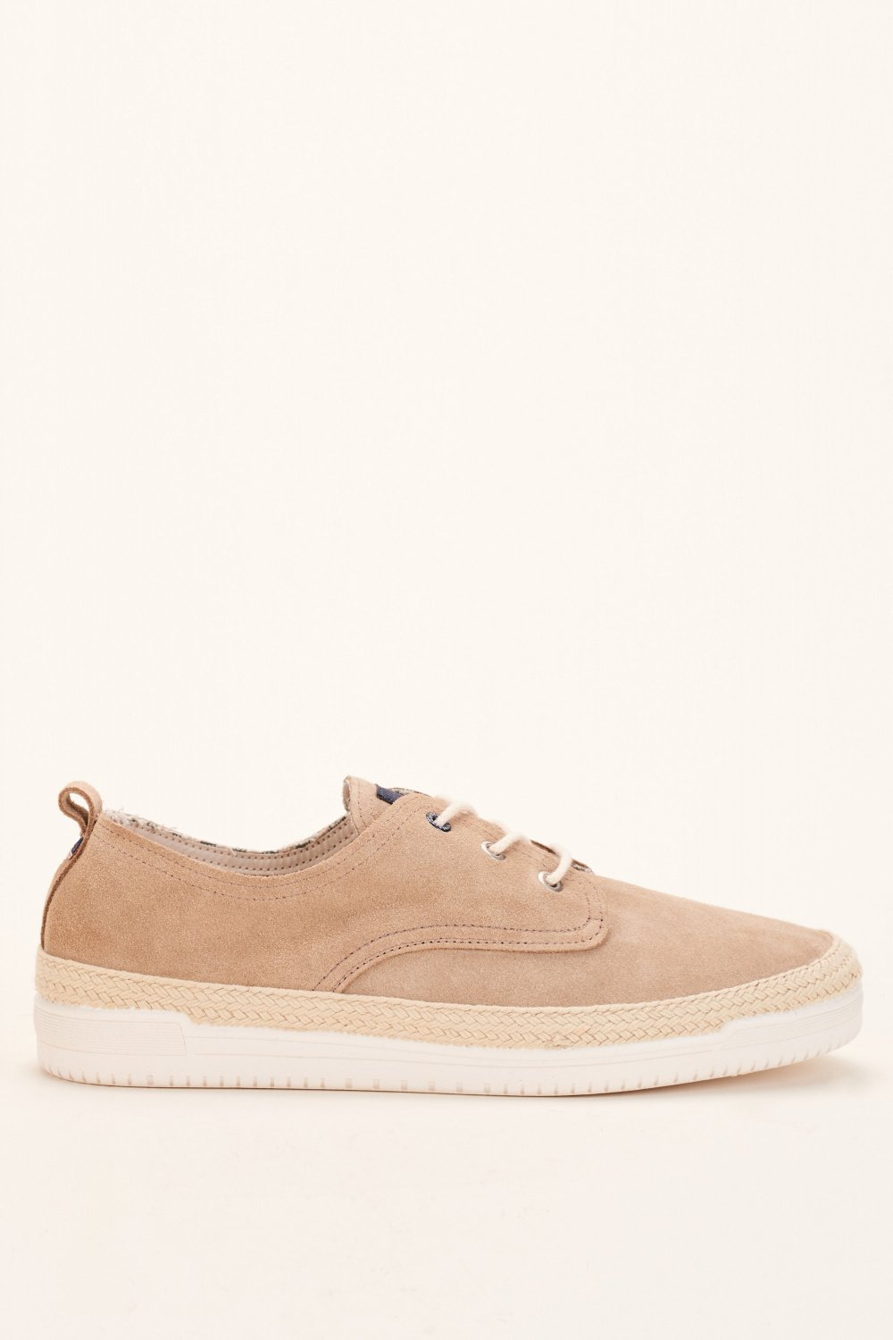 Leather espadrilles - Salsa