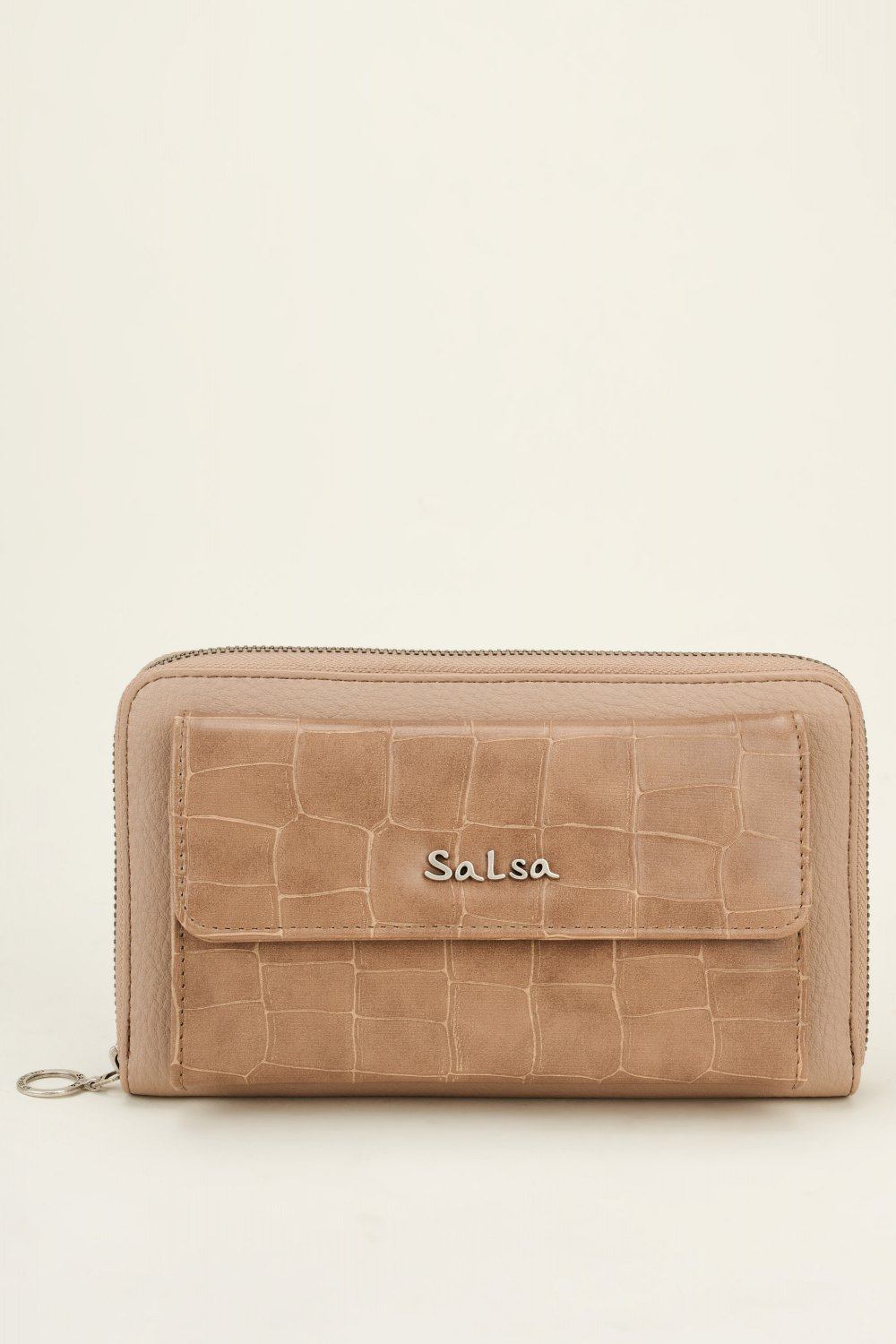 Purse with snakeskin detail - Salsa