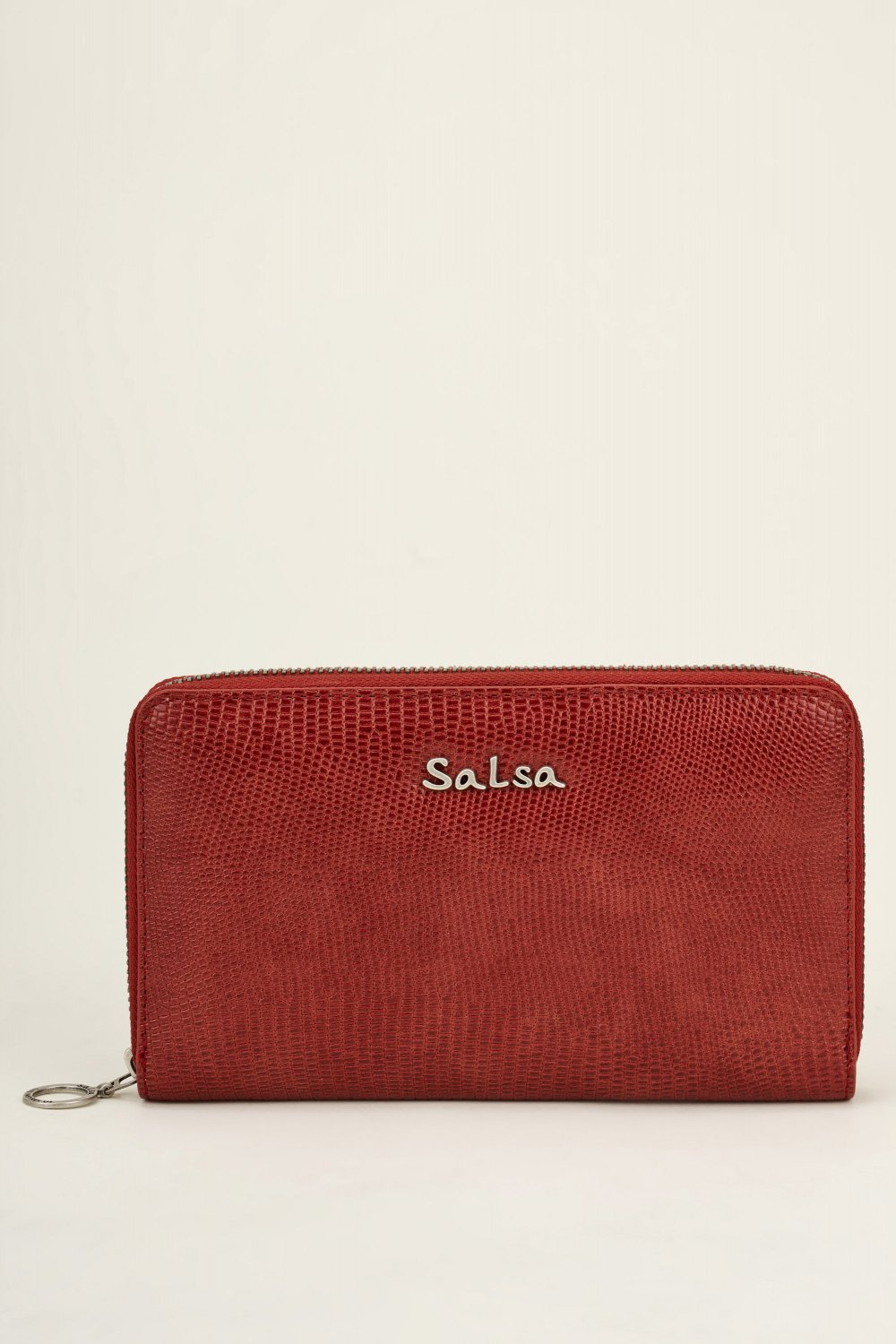 Textured purse - Salsa