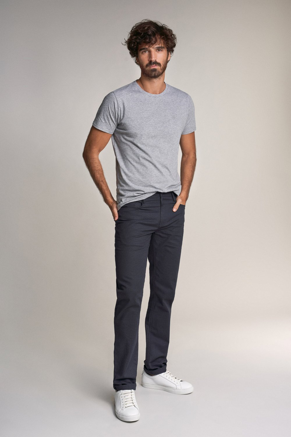 Lima tapered trousers - Salsa