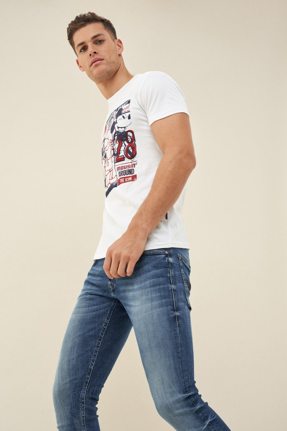 T-Shirt Mickey - Salsa
