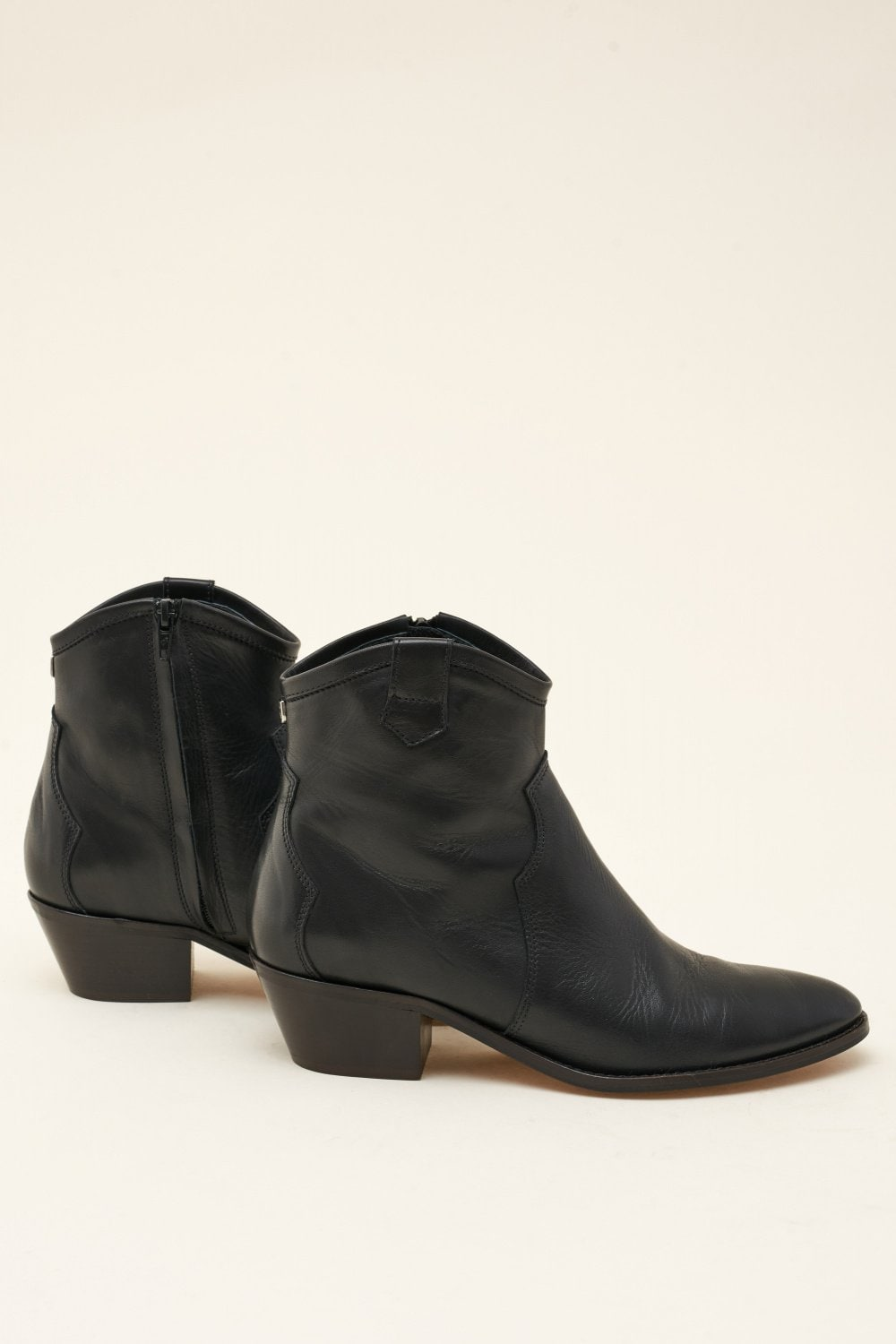 Leather ankle boots - Salsa