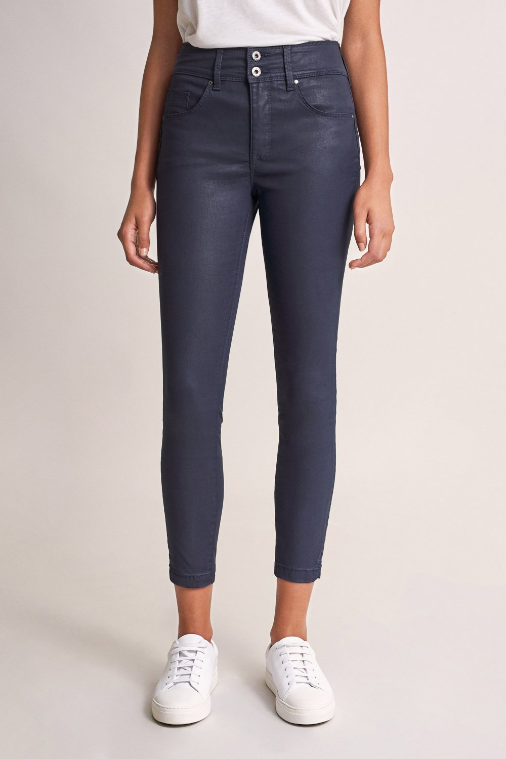 Push In Secret capri trousers - Salsa