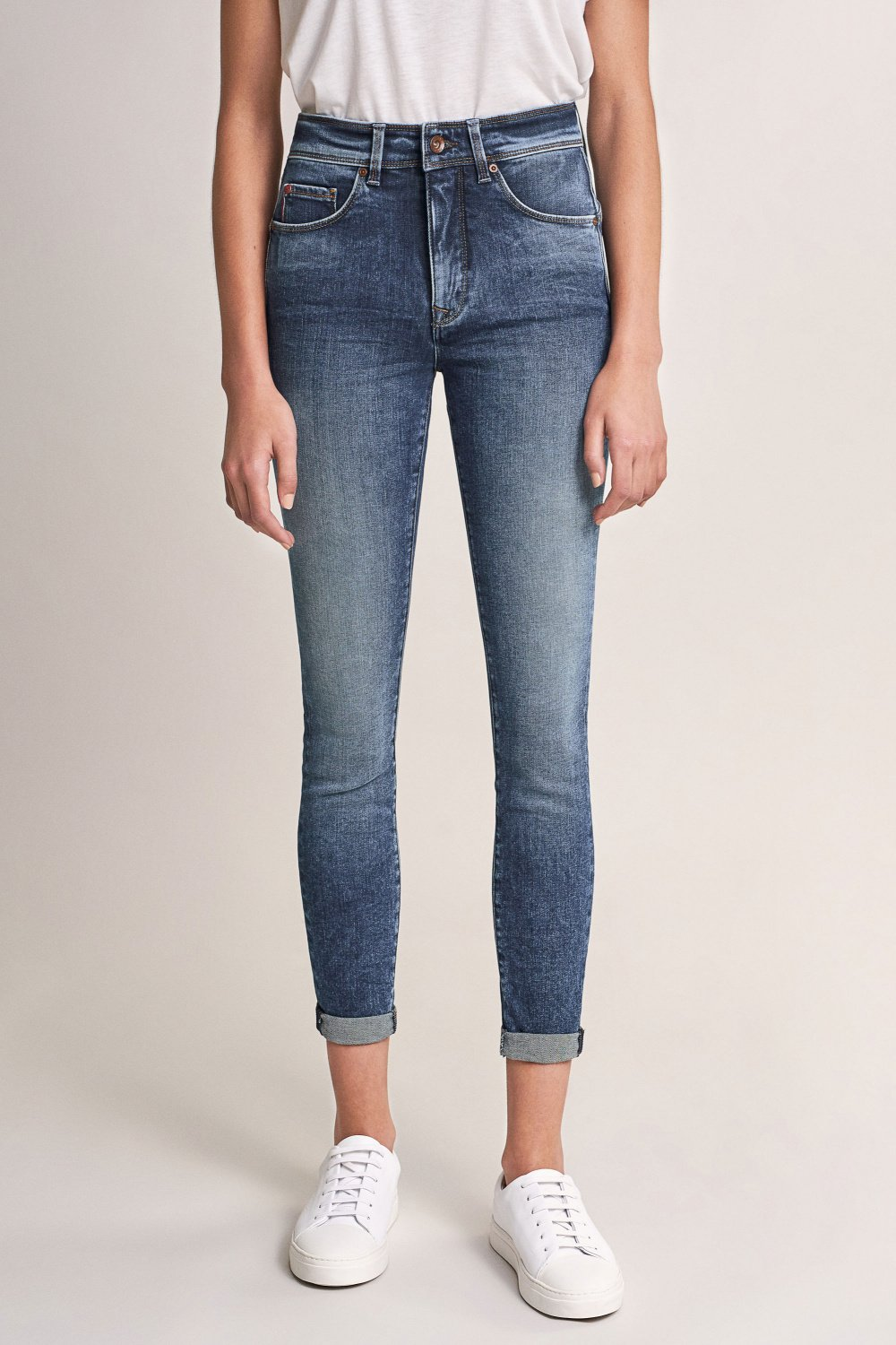 Jeans Push In Secret Glamour skinny - Salsa