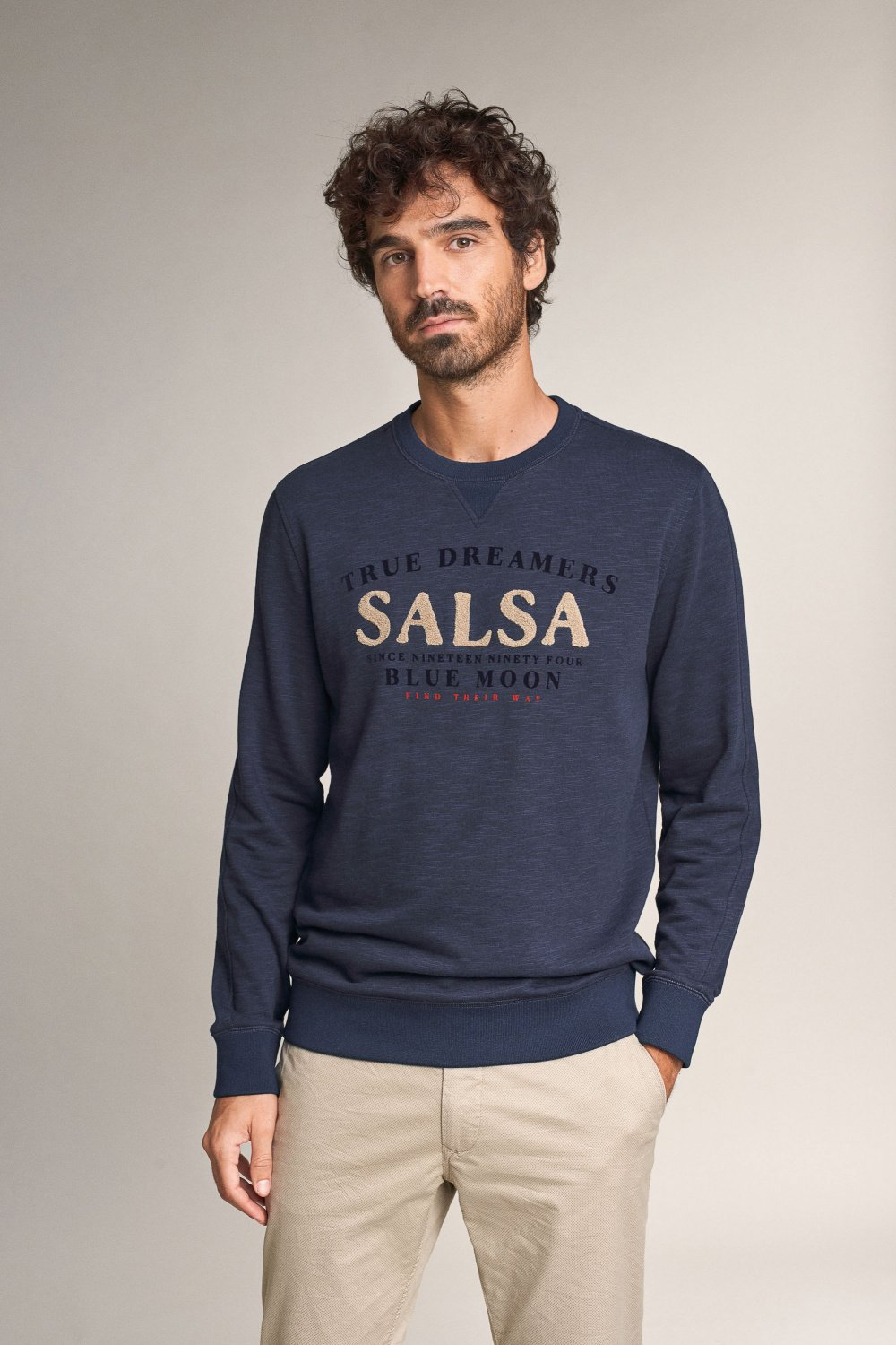 Salsa branded sweater - Salsa