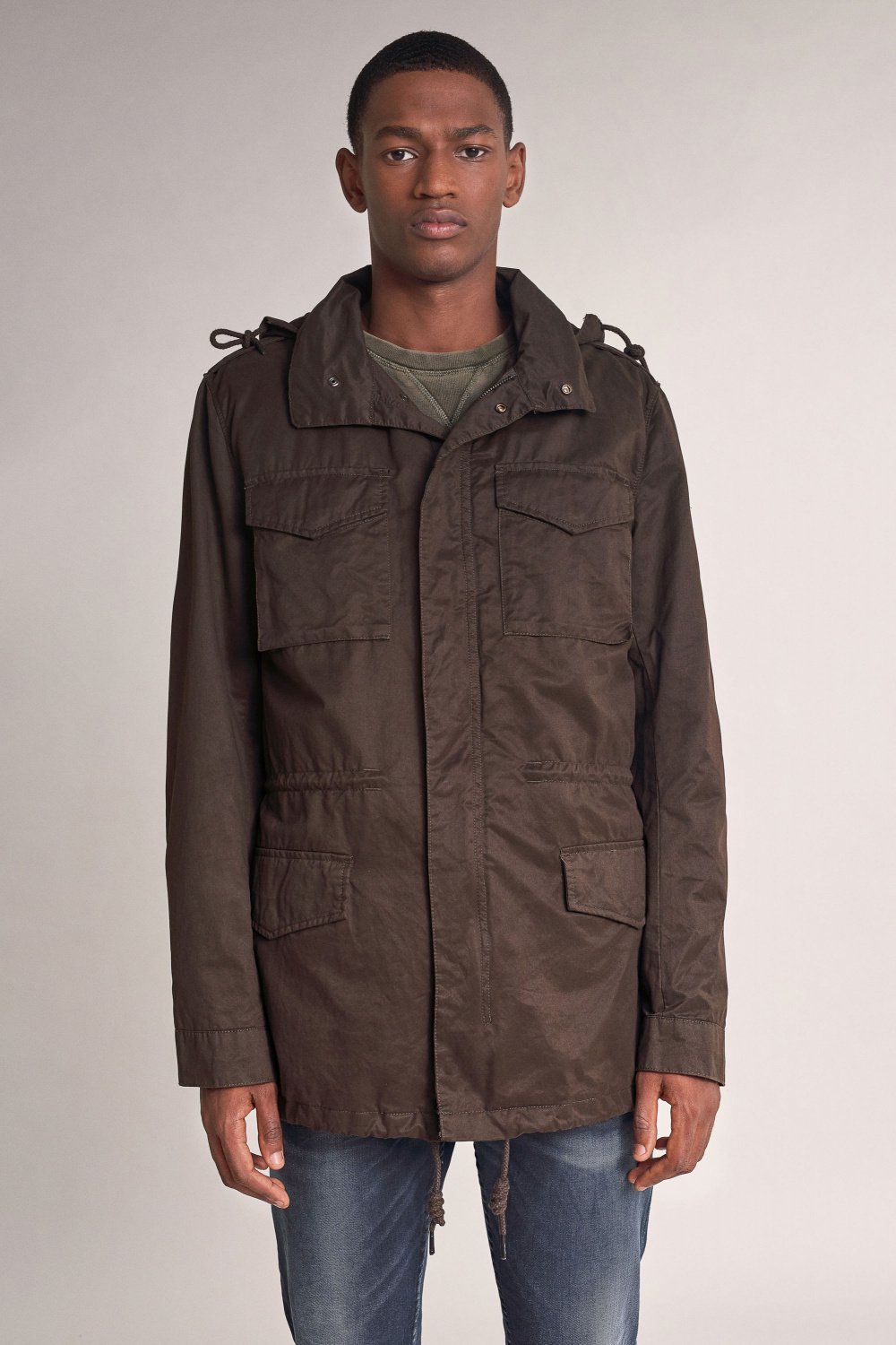 Waterproof parka - Salsa