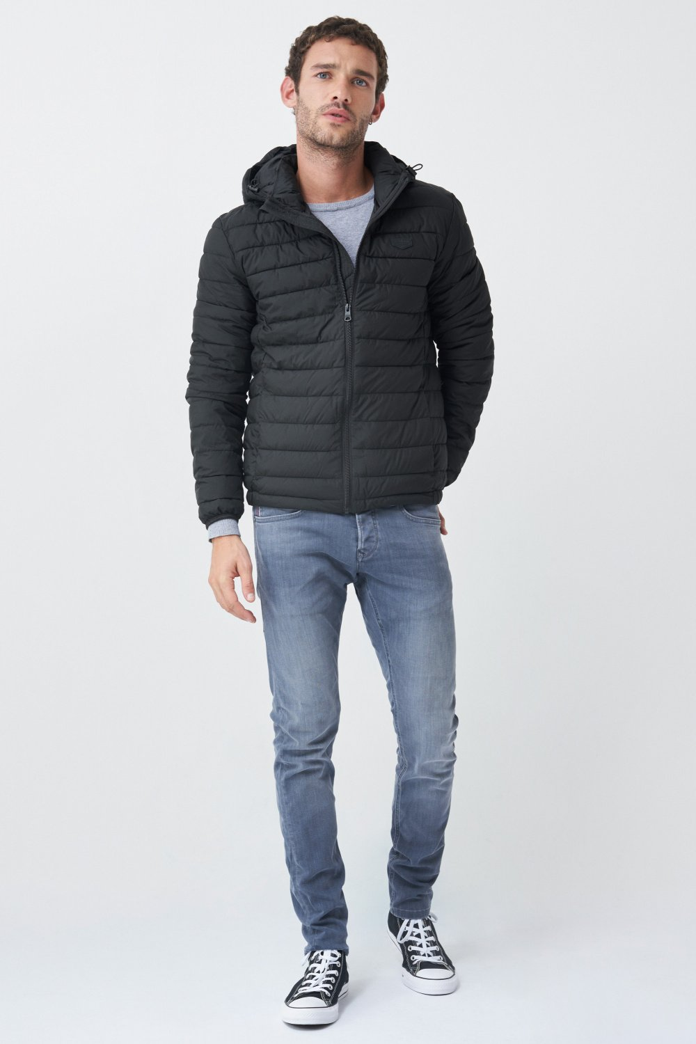Short Fellex puffer jacket - Salsa
