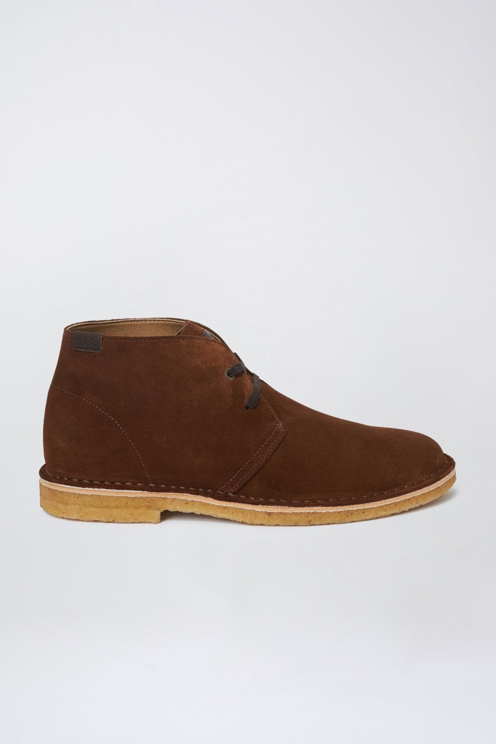 Flat boots with crepe sole - Salsa
