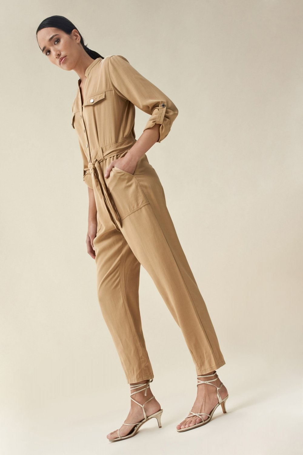 Cotton jumpsuit - Salsa