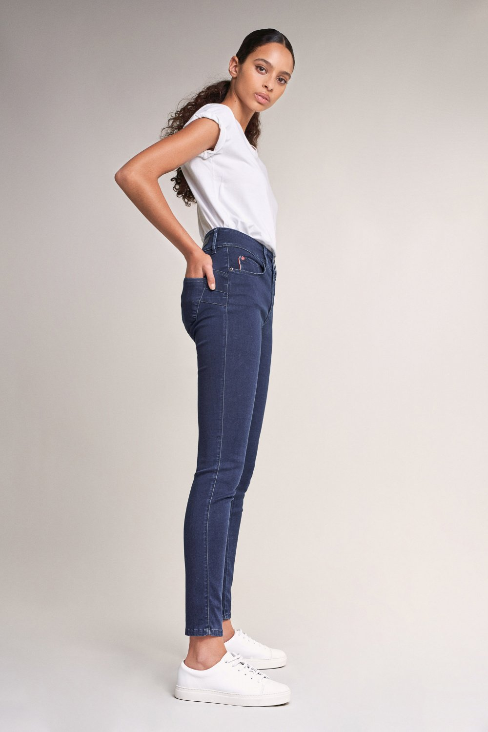 Jeans Push In Secret skinny soft touch - Salsa