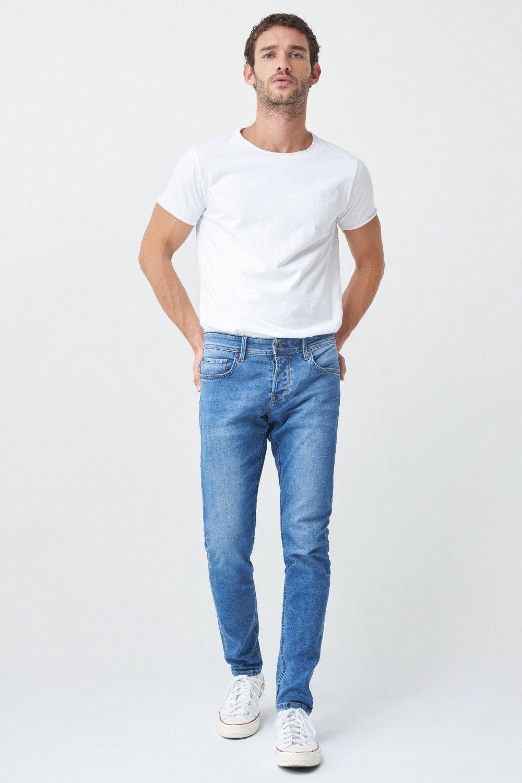 Pantalones Clash skinny jogger con grafeno | Vaqueros ...