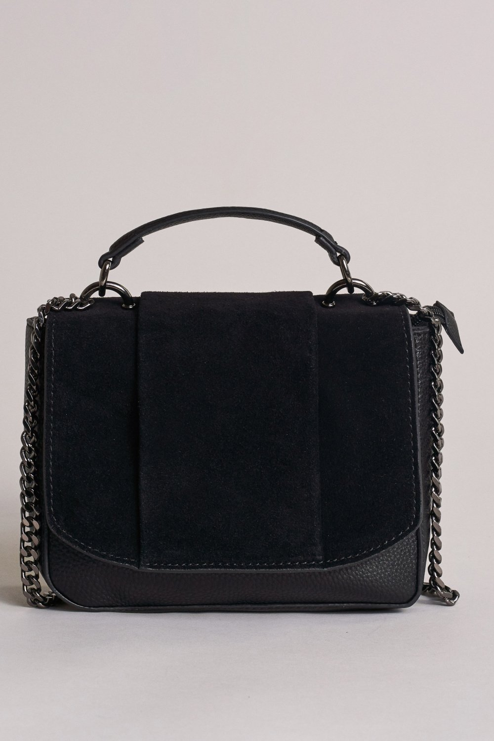 Cross-body bag with chain - Salsa