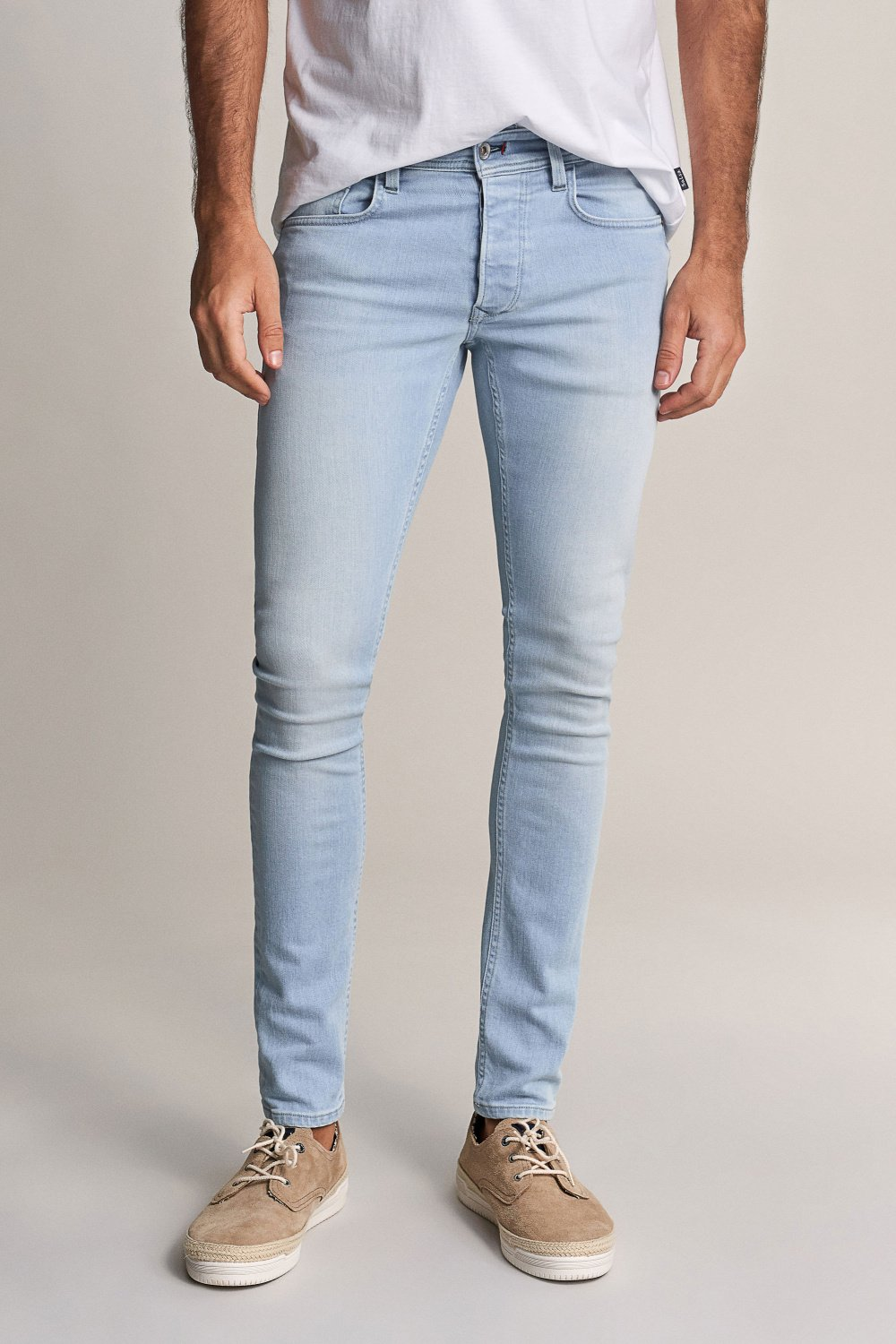 Jeans clash skinny ready to go - Salsa