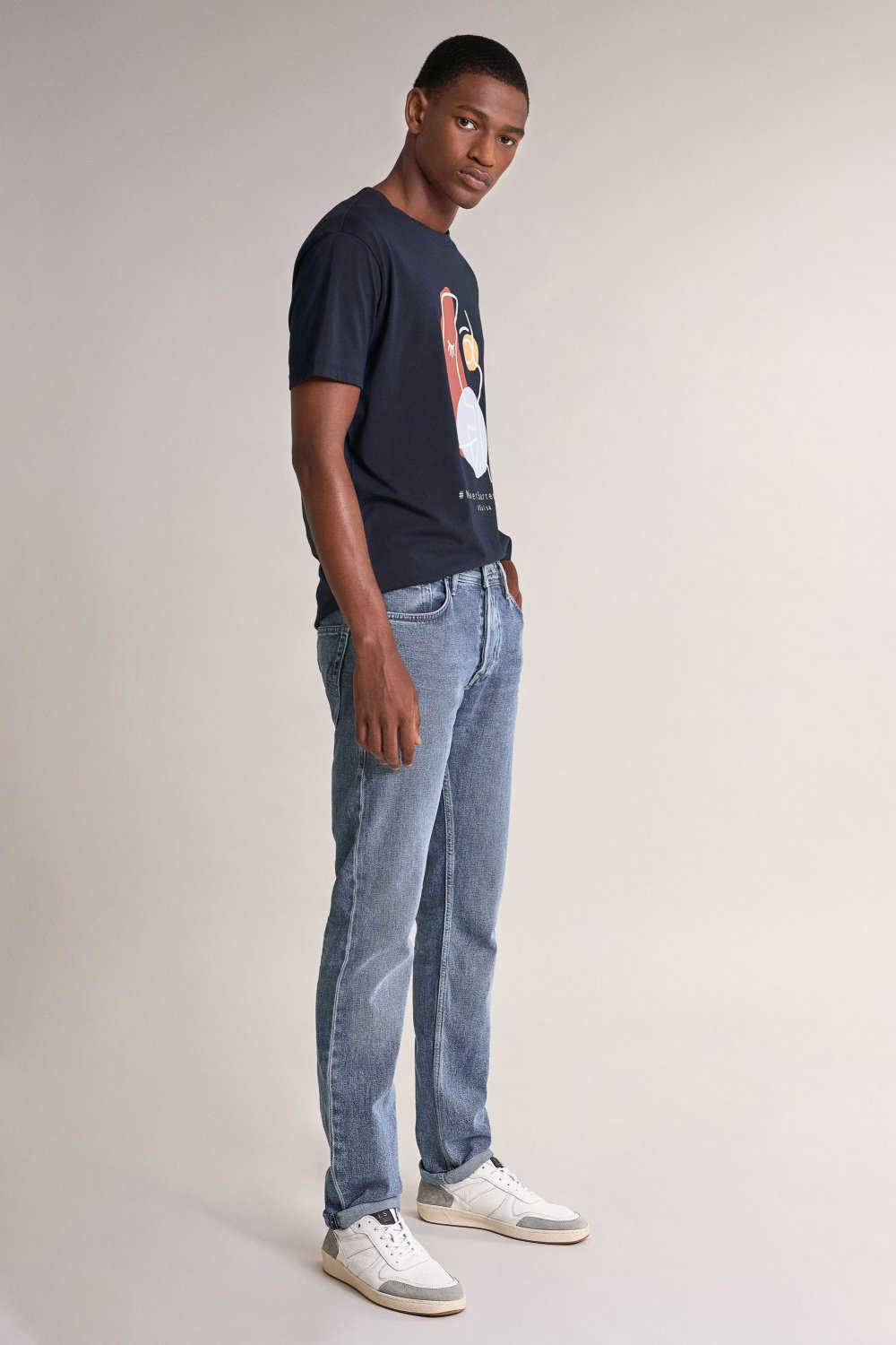 Lima tapered ready to go jeans - Salsa