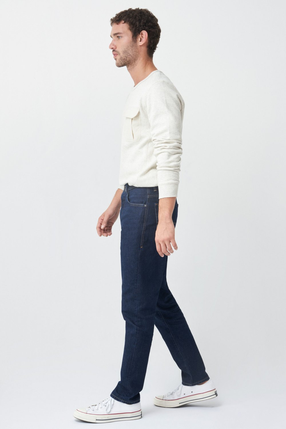 Sweater with front pocket - Salsa