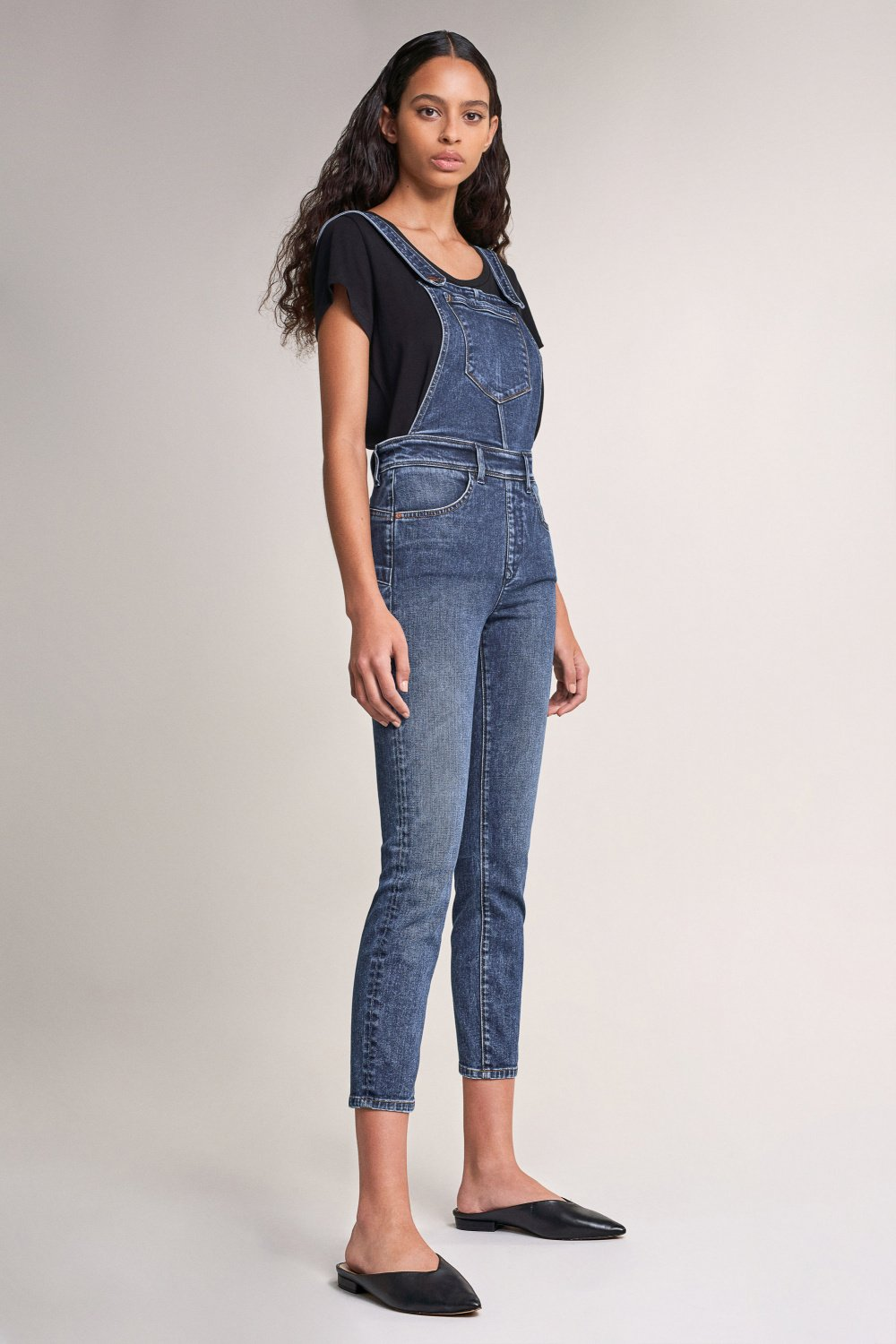 Push in Secret Glamour dungarees - Salsa