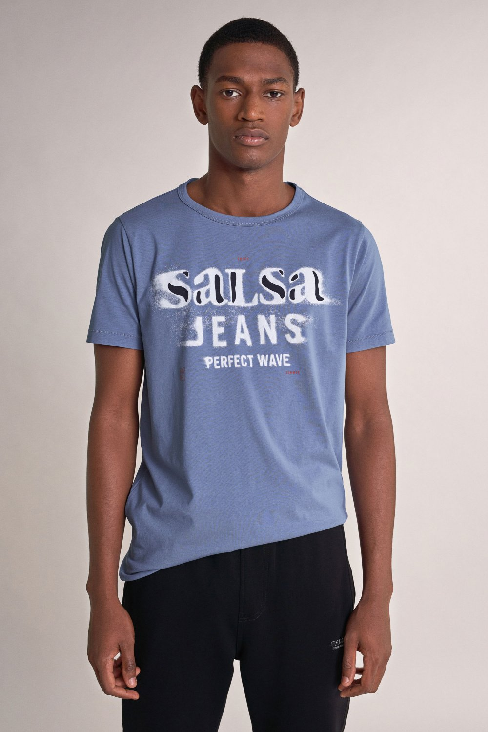 T-shirt with logo - Salsa