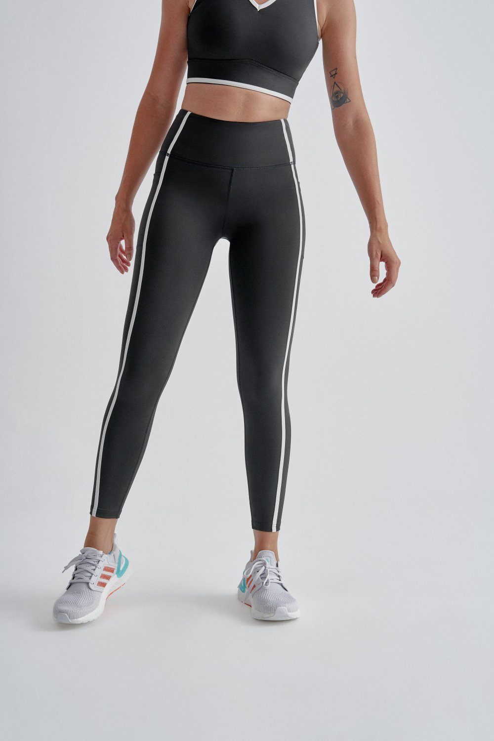 Legging Cycle ´Black Limba´ - Salsa